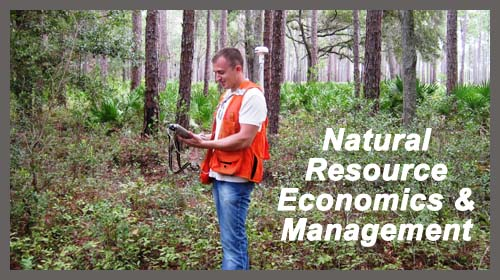 Natural Resource Conservation Graduate Programs